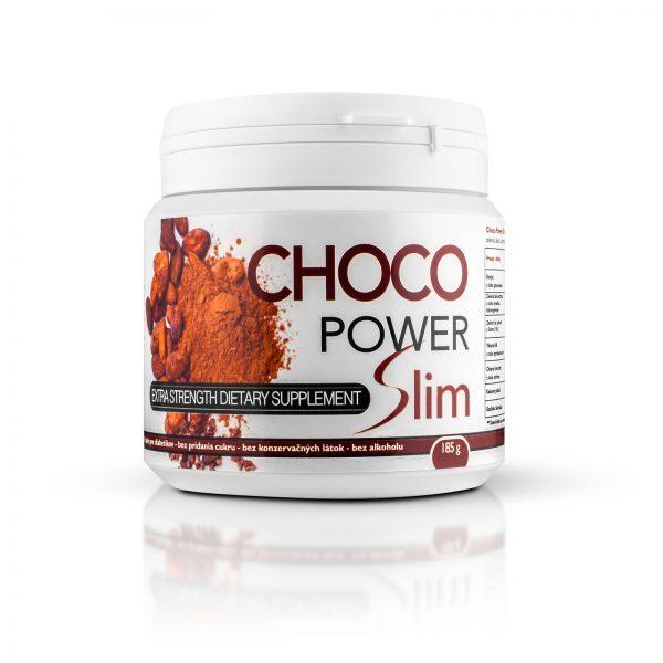 Doplňky stravy, Spalovače tuků – Choco Slim Power